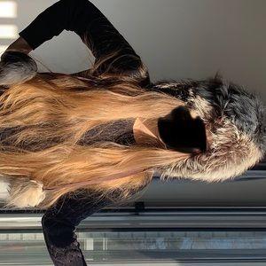 Fur heat brand new bought in Siberia